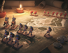 Total War Arena — Tactician