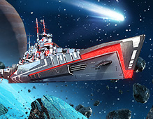 World Of Warships — Space Ships