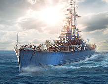 World Of Warships Blitz — Boss Fight