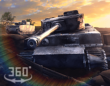 World Of Tanks — 360 Image