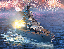 World Of Warships Blitz — Zoom Fire
