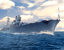 World Of Warships — Attack The Screen