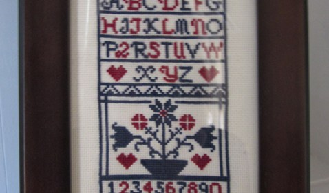 Folk Art Sampler