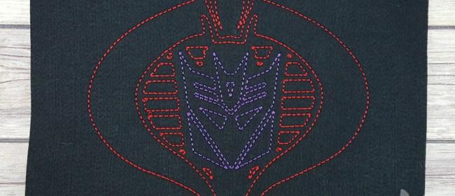 Cobra Command Deceptitech Felt