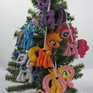 My Little Pony Ornaments