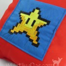 Mario Star Tooth Fairy Pillow