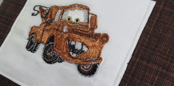 Mater Tooth Fairy Pillow