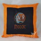 Noxic Druid Pillow
