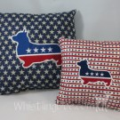 Patriotic Corgi Pillows