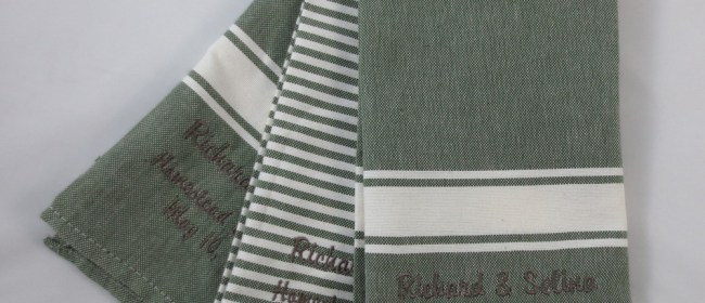 Richard & Selina Towels