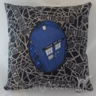 TARDIS Pillow