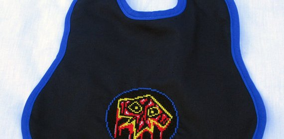 Shaman Toddler Sized Bib