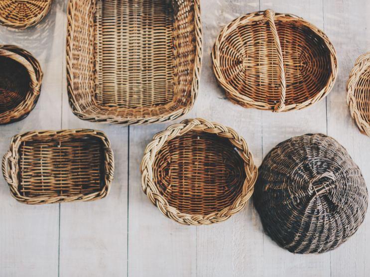 Oceanoid WordPress theme basket