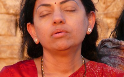 KIRTAN: singing from the heart.