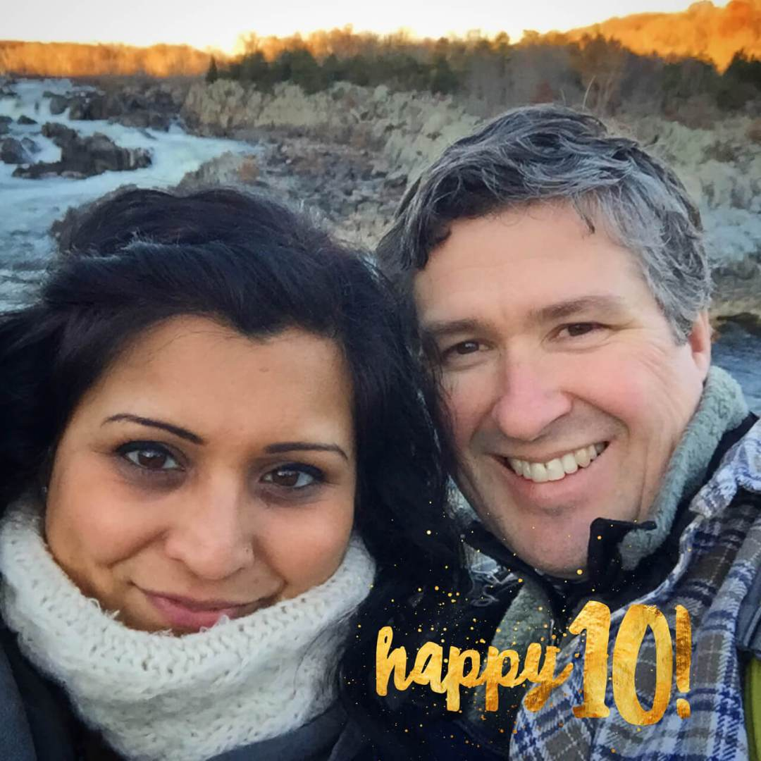 Happy 10….a love letter to my husband