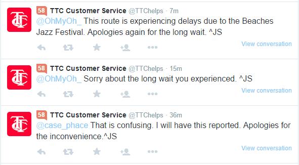 TTC-Twitter-Customer-Service