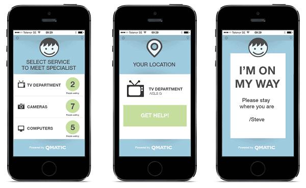 customer apps