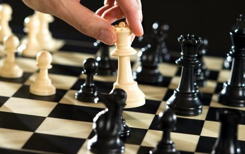 игры в шахматы развивает интеллект