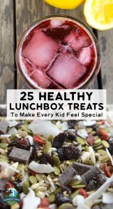 25 Healthy Lunchbox Treats To Make Every Kid Feel Special!