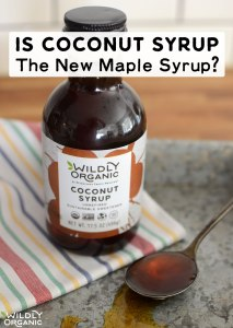 Is Coconut Syrup The New Maple Syrup?
