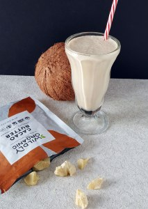 Dairy-Free Coconut & White Chocolate Shake