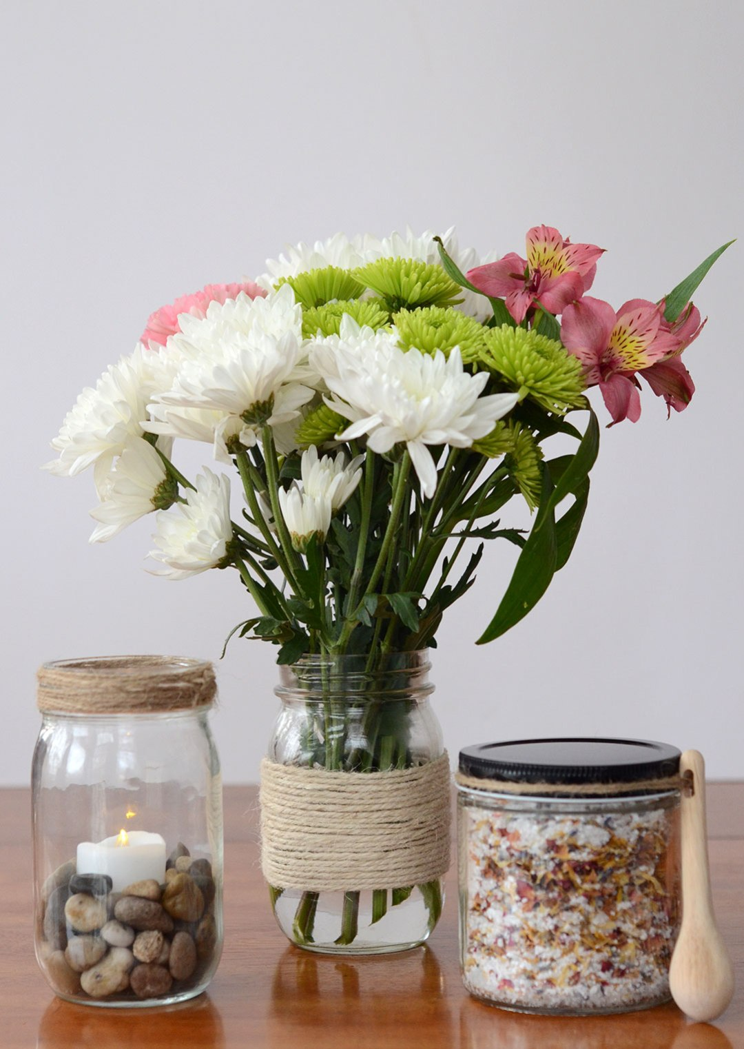 Once you've used all your Wildly Organic coconut oil, don't toss that jar! Wildly Organic uses high quality glass to store our products, which can be recycled, but also upcycled — even better! Learn 3 simple and cheap ways to upcycle glass jars. Better for your pocketbook and for the planet!