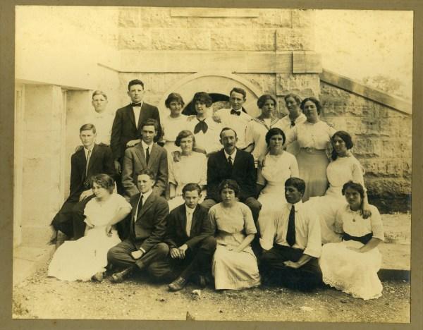 1914 Tivy High School Kerrville Kerr County Texas