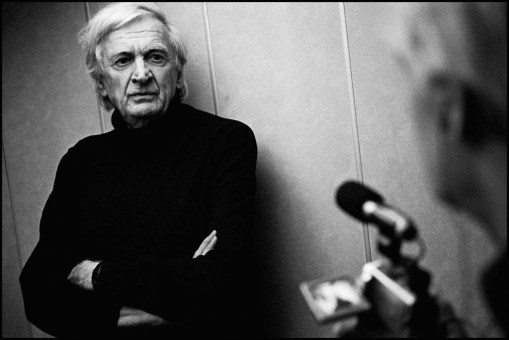 Goksin Sipahioglu, founder of photo agency Sipa Press.