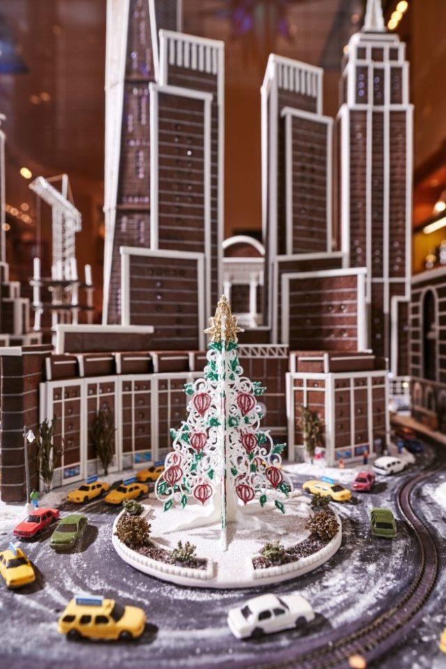 Gingerbread City - Christmas Tree