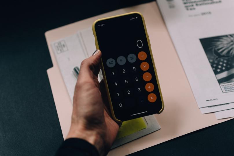 calculatrice pour budget