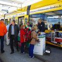 Stand der Windbergbahn beim Fest der DVB