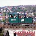 Über den Dächern von Freital.