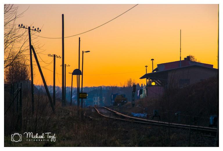 Zum Ende der Sommerzeit Stimmungsbilder von der Windbergbahn
