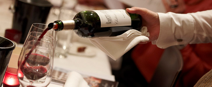 Image result for wine serving