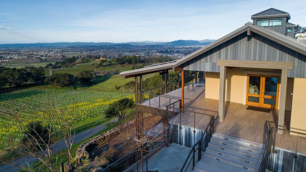 Paradise Ridge Winery - Sonoma County