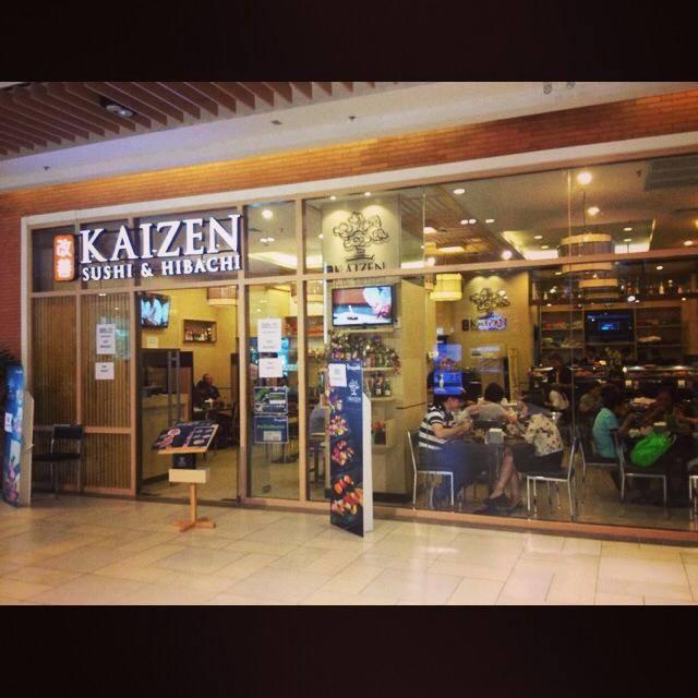หน้าร้าน Kaizen @ The Shoppes