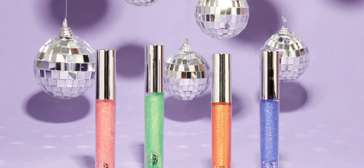 DISCOver Our Newest Product: Disco Glosses