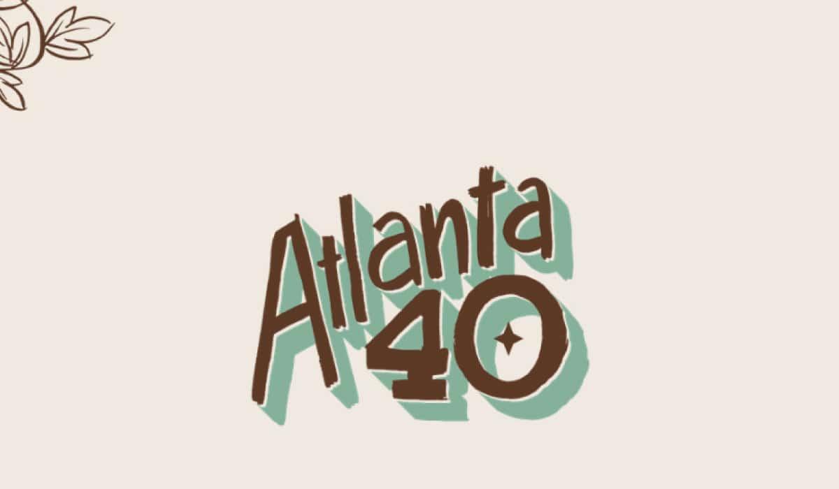 Atlanta40 logo