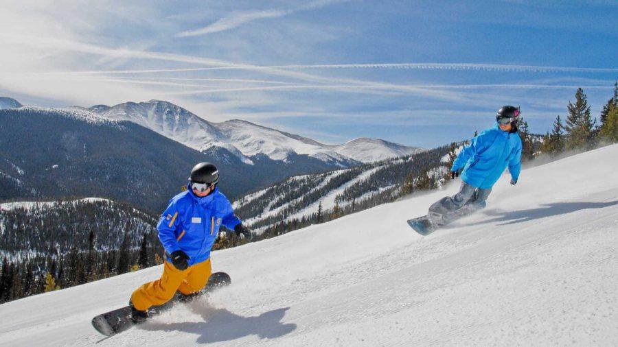 Ski School at Winter Park Resort