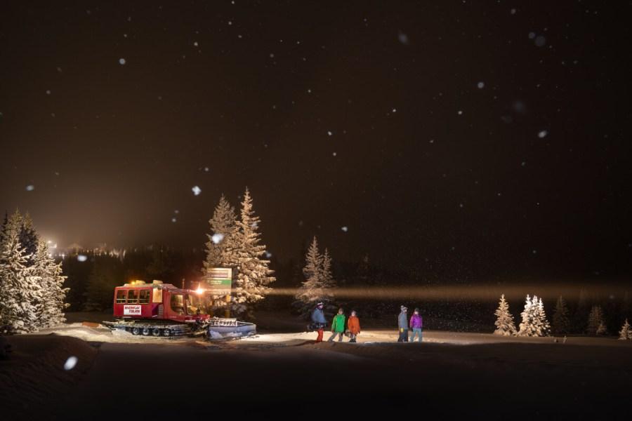 Starlight Snowcat Tour