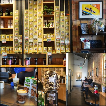 Coffee Garden, Salt Lake City, Utah, 9th & 9th