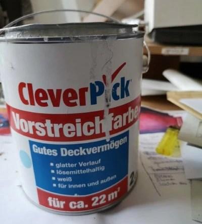 ClecerPick Vorstreichfarbe