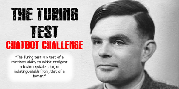 Code your own chatbot that tries to pass the turing test