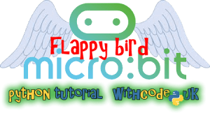 Flappy bird in python for the micro:bit