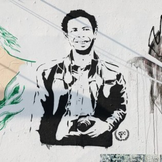 Syrian activist documantarian