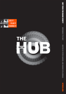 2007: The HUB poster