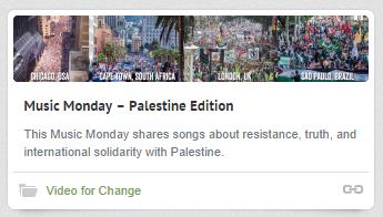 Palestine Edition