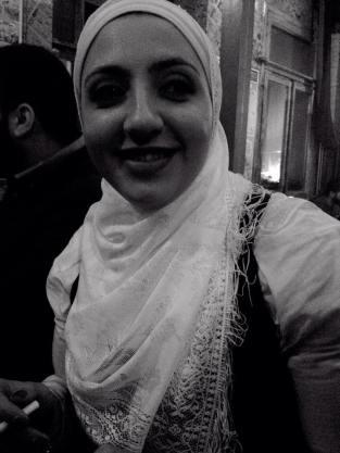 Mayss Al-Zoubi, MENA Program Asst. for WITNESS