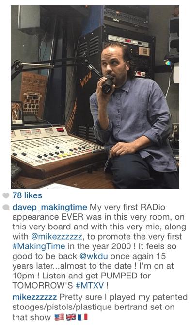 Dave P instagram