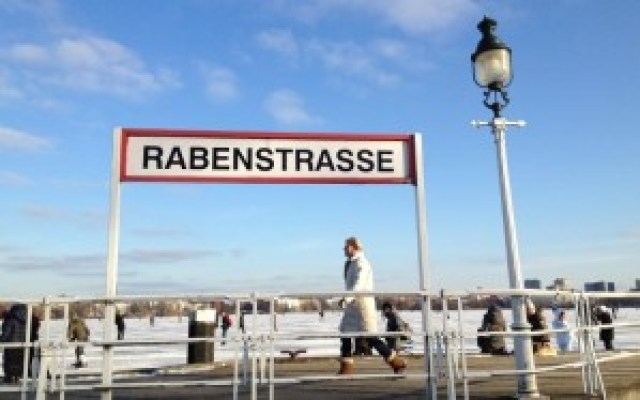 Alsterschifffahrt Anleger Rabenstraße